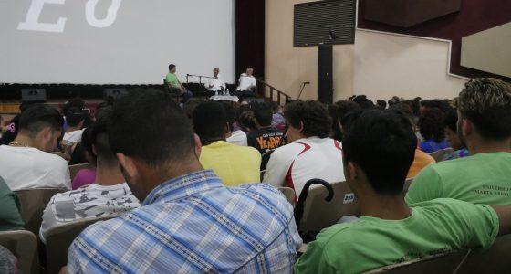 Inauguran 9no Congreso de la FEU en la UCLV