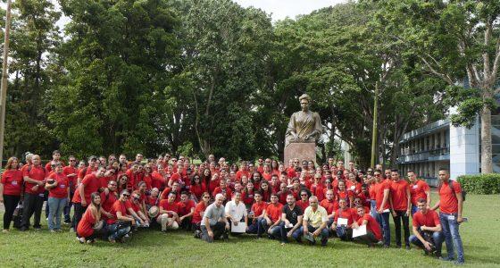 Inicia XXIII Fórum Nacional de Estudiantes Universitarios de Ciencias Sociales, Económicas, Naturales, Humanísticas y Exactas
