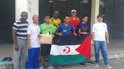 Resultados del maratón de solidaridad de estudiantes saharauis con Cuba