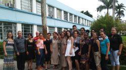 Realiza ejercicio de culminación la carrera de Estudios Socioculturales