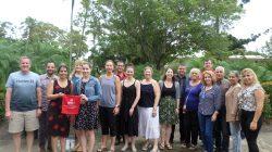 Visita delegación estadounidense nuestra UCLV