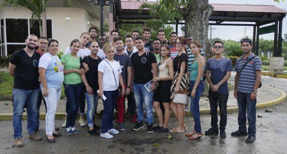 Preparada delegación de Villa Clara al #9noCongresoFEU
