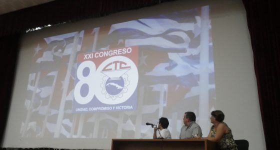 Realizada Asamblea XXI Congreso del VRECI