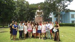 Graduación de la Facultad de Humanidades