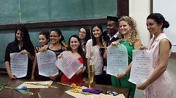 La FQF tiene nuevos graduados