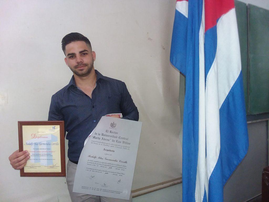 Rodolfo (Premio Fernando Salinas en arquitectura)