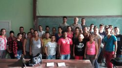 Comienza el Curso Por Encuentros en la UCLV