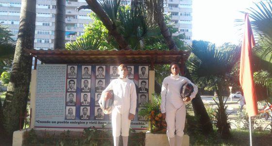 Realizado Acto Central en homenaje a las víctimas del crimen de Barbados