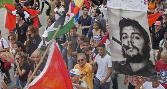Para desandar las calles de la ciudad del Che