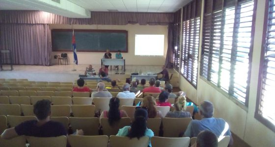 Celebrada asamblea de debate constitucional de FIMI