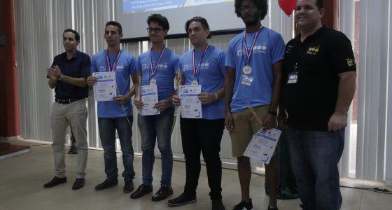 Equipo UCLV.h, primer lugar en la final nacional