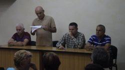 Efectuado acto oficial de cambio de mando del cargo de Decano de la FCA
