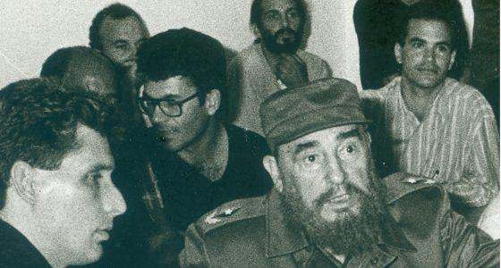 Nunca imaginé que Fidel me recordara