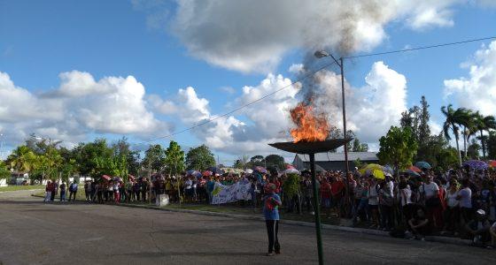 Arde el fuego deportivo en los Criollos 2018