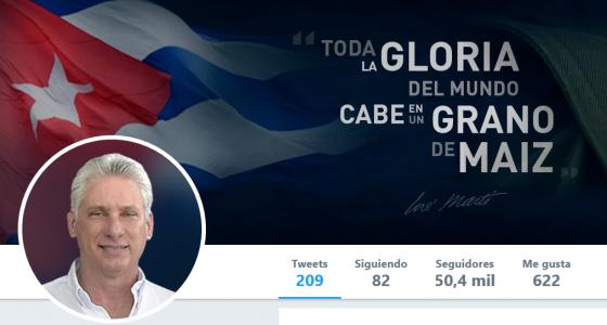 Felicita presidente Díaz – Canel a su Universidad por aniversario 66