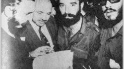 Fidel marcó nuestro quehacer
