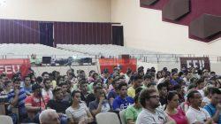 Realizado seminario de preparación a dirigentes estudiantiles
