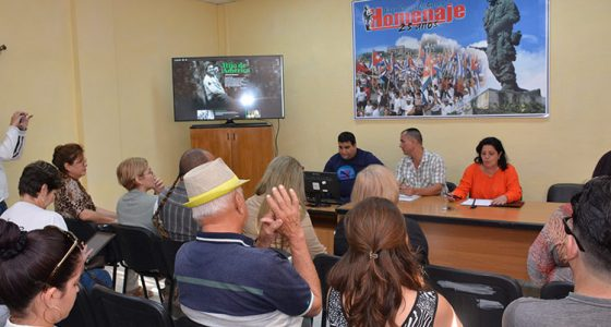 Presenta UCLV aplicación sobre la Batalla de Santa Clara