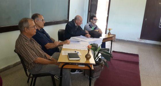 Desarrollado en la FMFC panel dedicado al pensamiento, vida y obra de Fidel Castro Ruz
