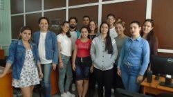 Taller Interno para estudiantes de Grupos de Trabajo Científico Estudiantil de GEPROY