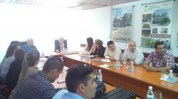 Concluyó visita de delegación de la Unión Europea a la UCLV