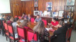 Grupo Empresarial de Informática y Comunicaciones visita la UCLV