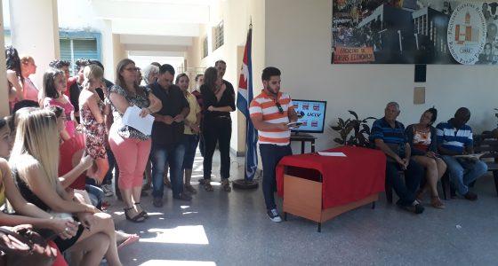 FCE junto a la Declaración del Gobierno Revolucionario