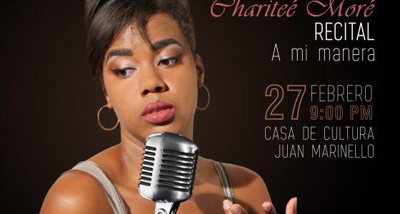 """Recital """"A mi manera"""" en la Casa de Cultura Juan Marinello"""