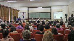 Segunda jornada del Evento Búsquedas Investigativas entre Profesores Cubanos y Norteamericanos