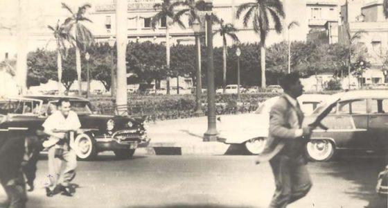 El levantamiento del 13 de marzo de 1957