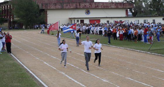 Culmina fiesta del deporte universitario de Cuba