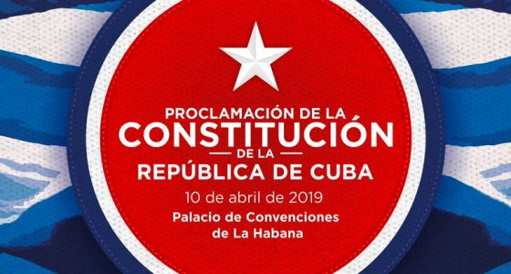 Cuba proclama su nueva Constitución