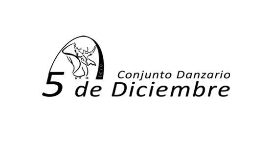 Conjunto Danzario 5 de Diciembre en la Fiesta de la Danza