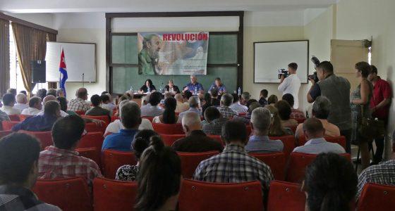 Visitó presidente de Cuba nuestra Universidad