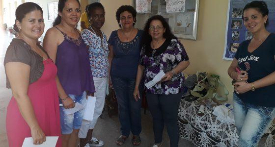 Mujeres Creadoras en UCLV