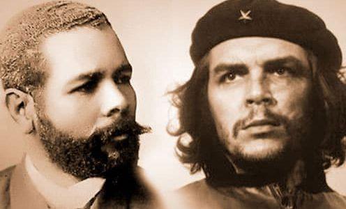Caminata en conmemoración al natalicio de Antonio Maceo y Ernesto Guevara
