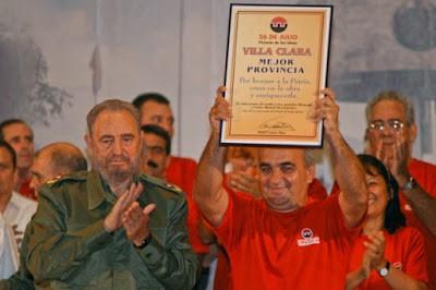 La UCLV es también de Fidel