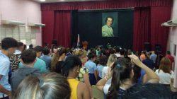 Fidel con nosotros