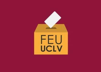 Finalizan las elecciones de la FEU en la UCLV para el curso 2019-2020