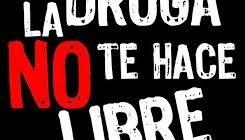 Jornada de lucha contra el consumo de drogas en la UCLV