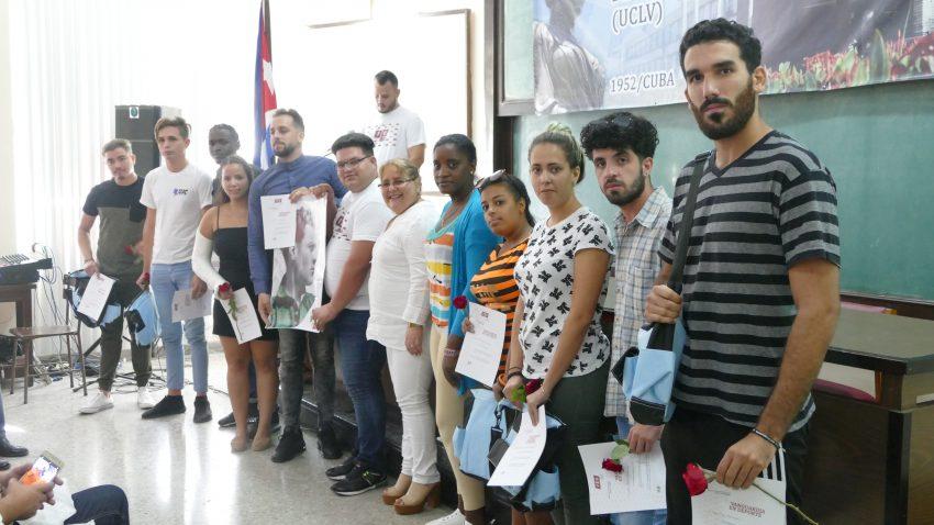 FEU: 97 años con Cuba