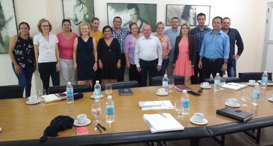 Visita de delegación de Universidad de Graz a nuestro centro