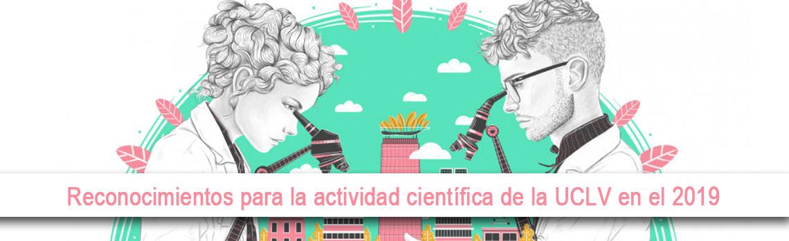 Reconocimientos para la actividad científica de la UCLV en el 2019