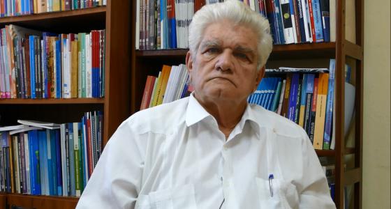 José Luis García: quiero a la UCLV como a mis hijos