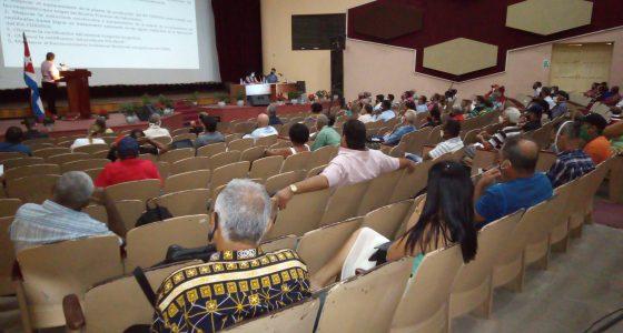 UCLV y proyectos de desarrollo local en Santa Clara