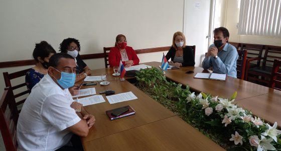 Universidades rusas y cubanas: por un camino de cercanías