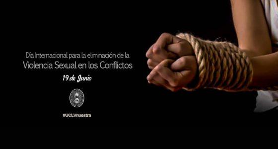 Un reclamo contra la violencia sexual en los conflictos