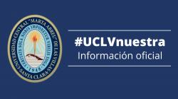 UCLV informa sobre la continuidad del curso escolar 2021