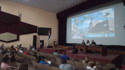 Reunión de la Dirección Universitaria Decanos, Vicedecanos y Jefes de departamento